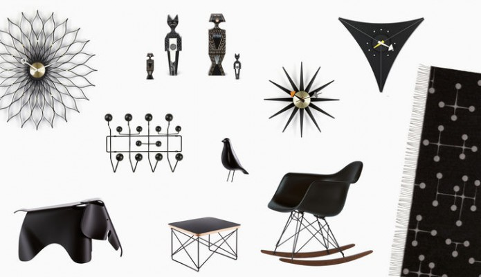 Vitra Black Collection