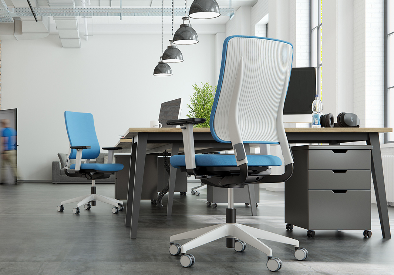 Image result for The Mesh Look Office Chair