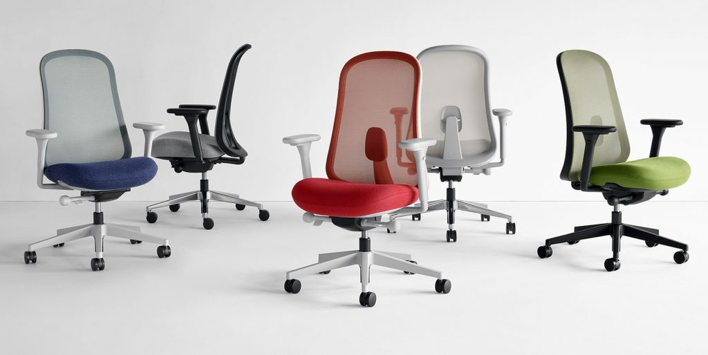 Herman Miller Lino Chair Range